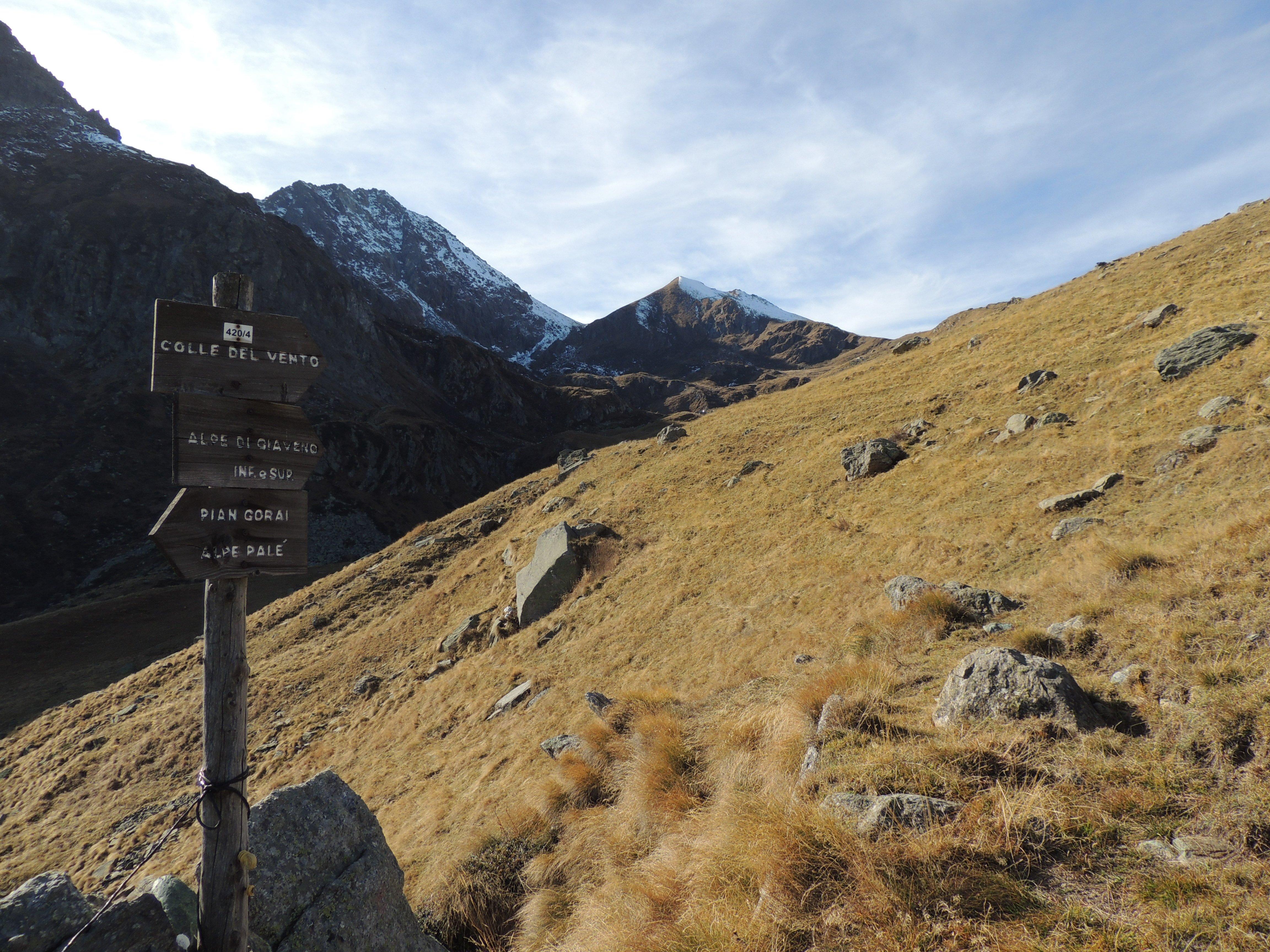 Colle del Vento (Val Sangone)
