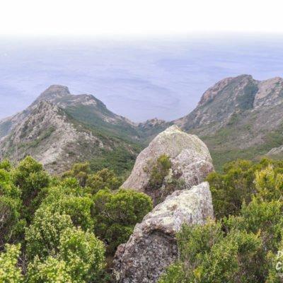 Trekking a Capraia