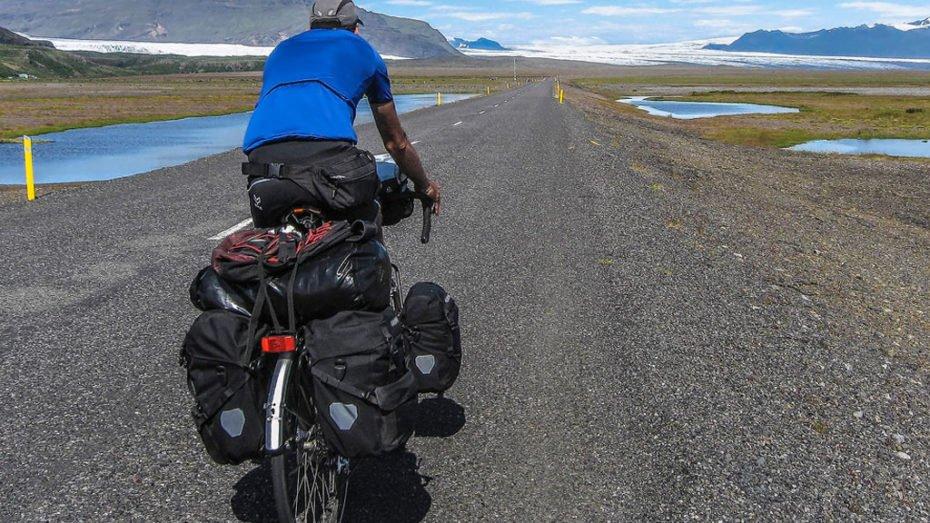 Esercizi spirituali in bicicletta