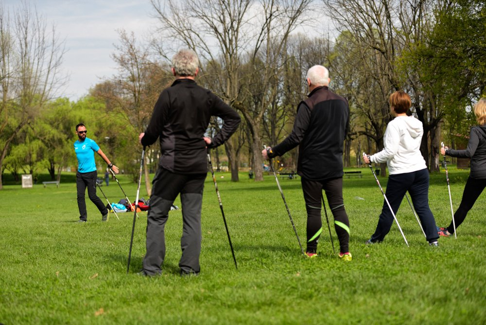 Nordic Walking Clinic