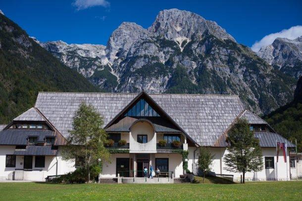 Trekking in Slovenia