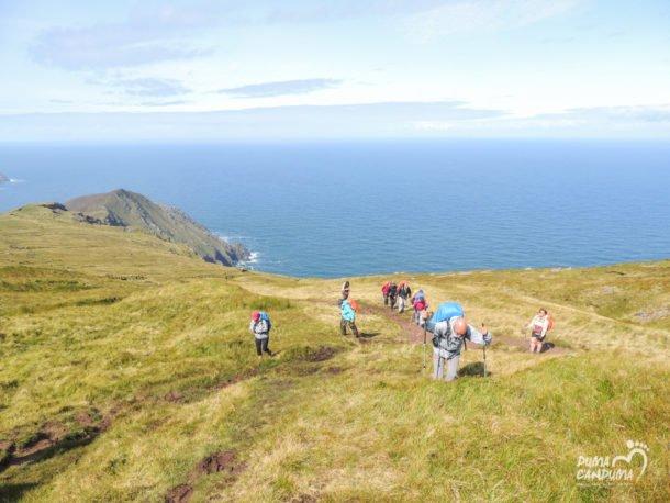 Trekking in Irlanda - The Dingle Way
