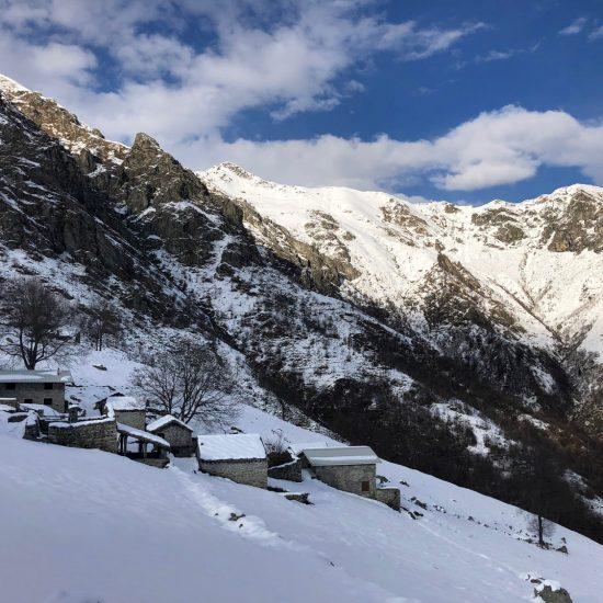 Escursione al Rifugio Salvin nelle Valli di Lanzo