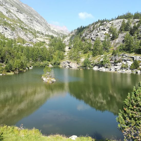 Escursione al lago Arpone - Moncenisio