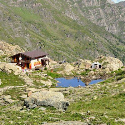 Trekking della Val Pellice in Piemonte