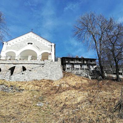 Il Santuario di Sant'Anna di Meinardi