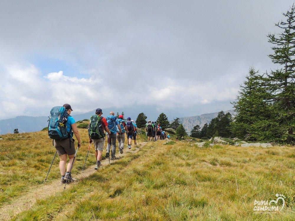 Trekking del Monviso