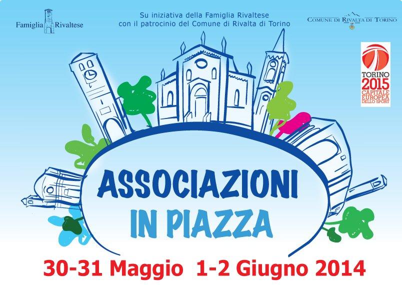 Associazioni in Piazza - Rivalta