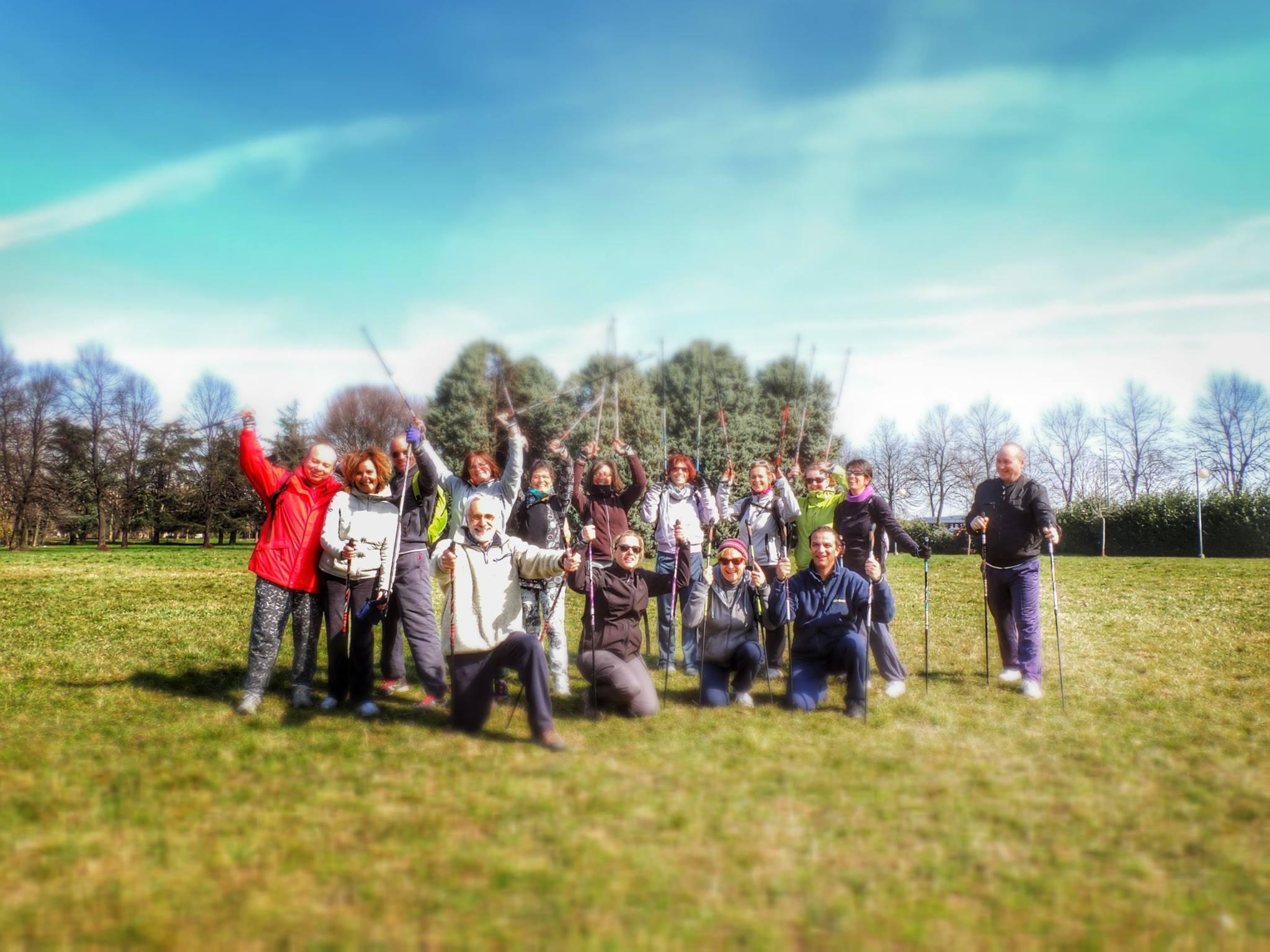 Corso di Nordic Walking - Marzo 2015