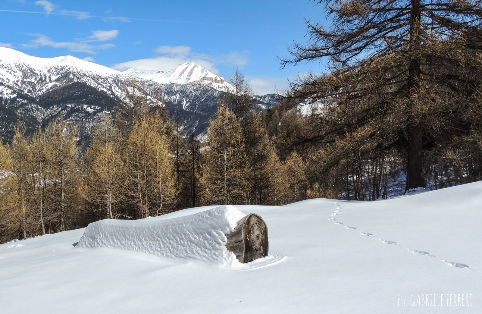 DUMA C'ANDUMA @Rifugio Alpino La Chardousë