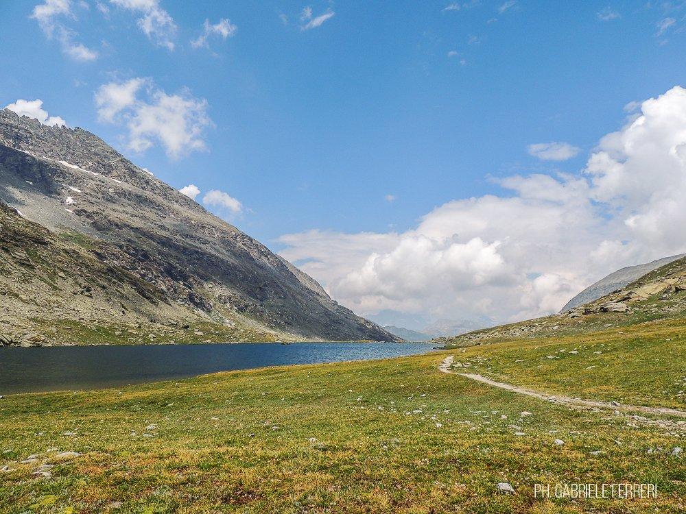 Lago delle Savine (Maurienne - Moncenisio)