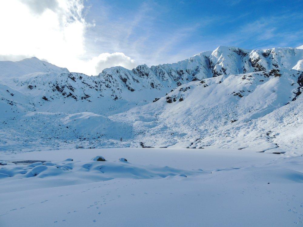 Lago Sottano della Balma - Val Sangone
