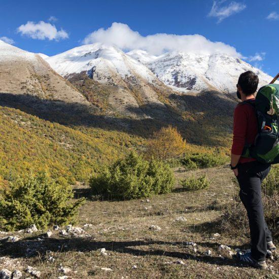 Il Cammino dei Briganti - Abruzzo e Lazio