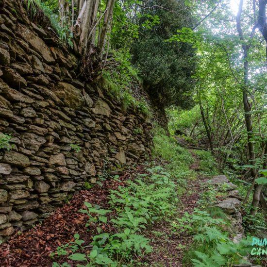 Escursione alla Barma Mounastira - Valle Angrogna