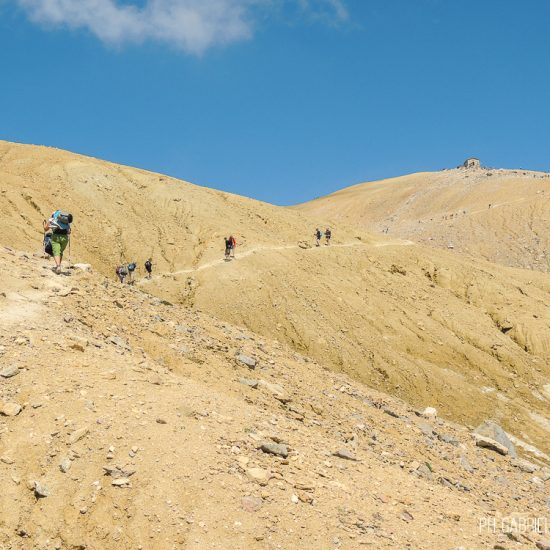 Escursione al Monte Thabor - Valle Stretta