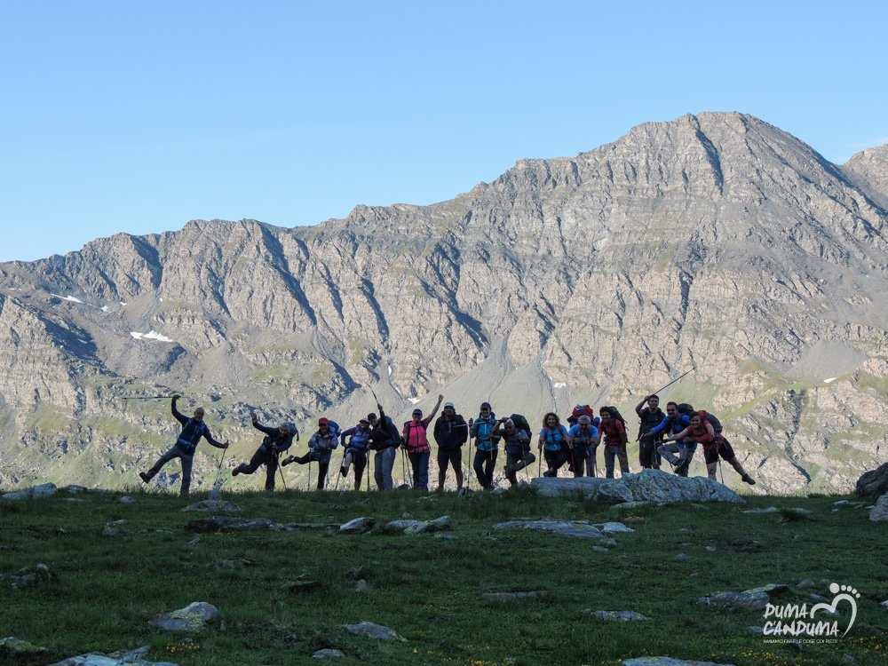 Gran Trekking del Monviso
