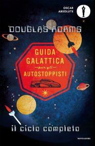Guida galattica per gli autostoppisti.