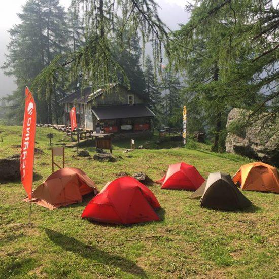 Rifugio Alpino Toesca