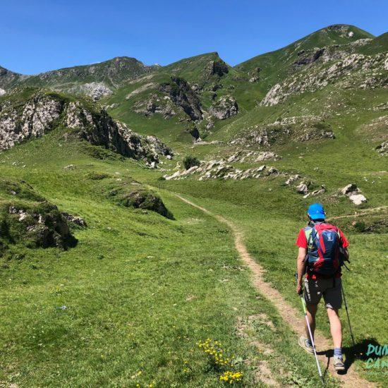 Escursione alle cime di Serpentera - Valle Ellero