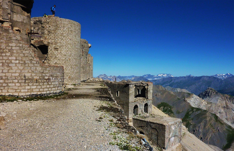 Escursione al Monte Chaberton