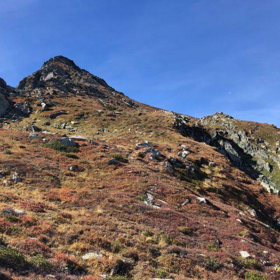Punta delle Serene, Valli di Lanzo