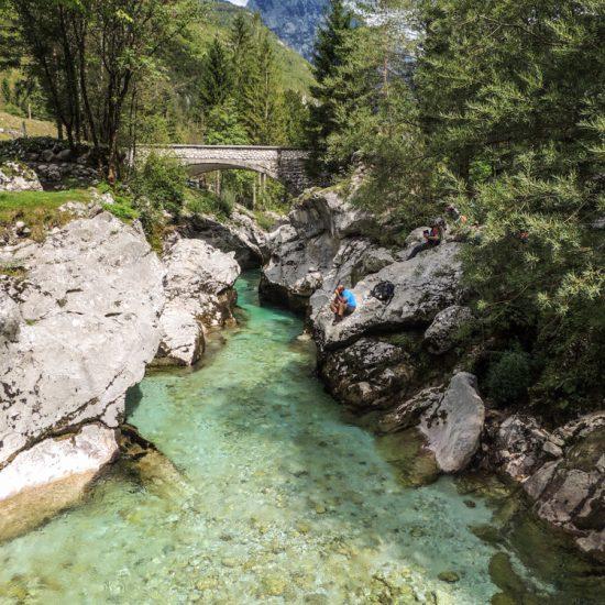 Trekking in Slovenia lungo l'Alpe Adria Trail