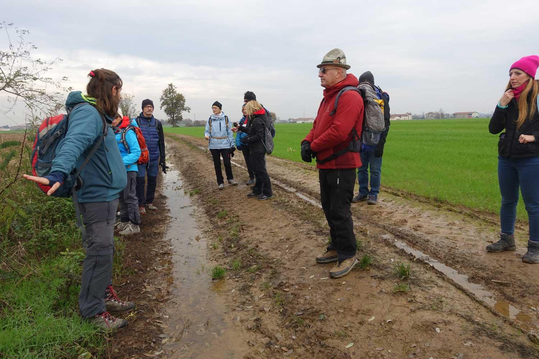 Escursioni sulle Terre Rosse: cammini tra peschiere, natura e storia di Ceresole d'Alba - DUMA C'ANDUMA