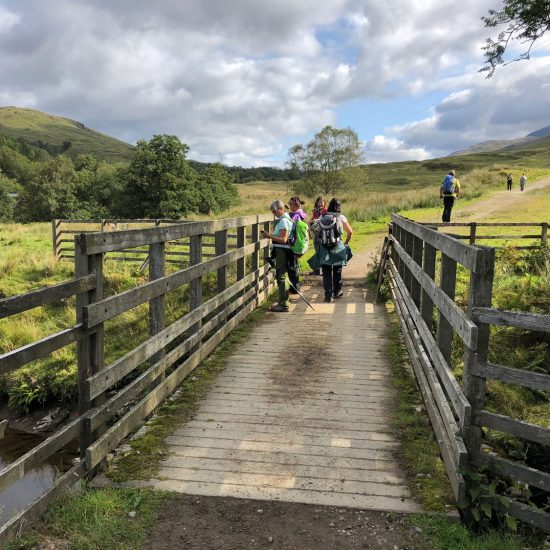 Trekking in Scozia lungo la West Highland Way