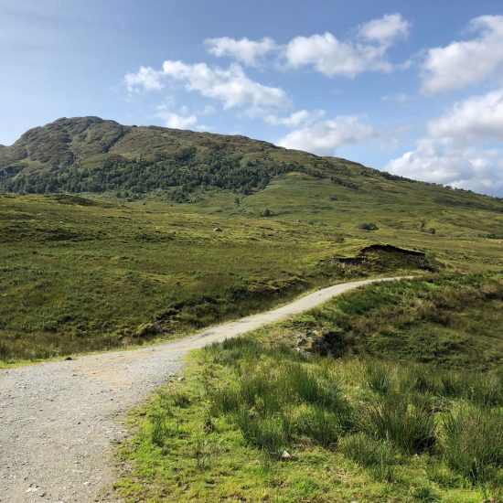 Trekking in Scozia lungo la West Highland Way