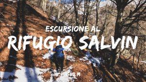 Escursione al Rifugio Salvin