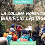 La collina morenica di Rivoli-Avigliana e il Birrificio Castagnero