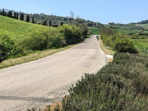 In bici lungo la Costa degli Etruschi