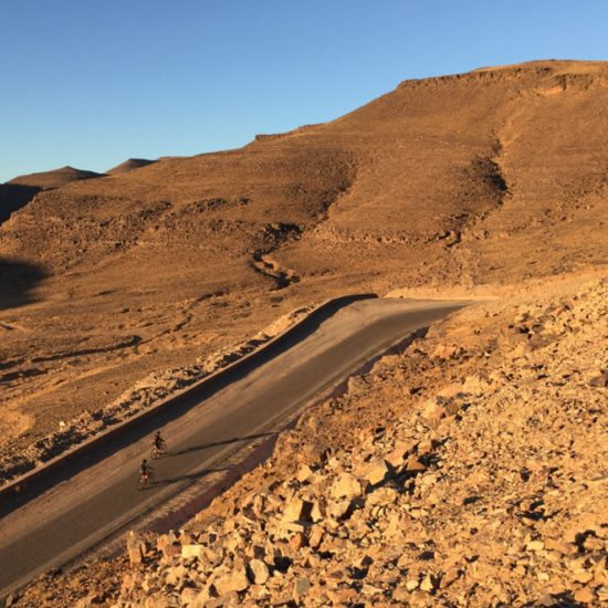 Marocco in Bici