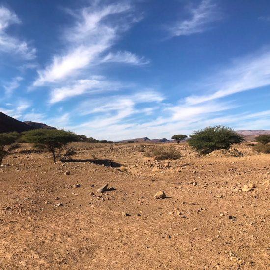Capodanno in Marocco in Bici