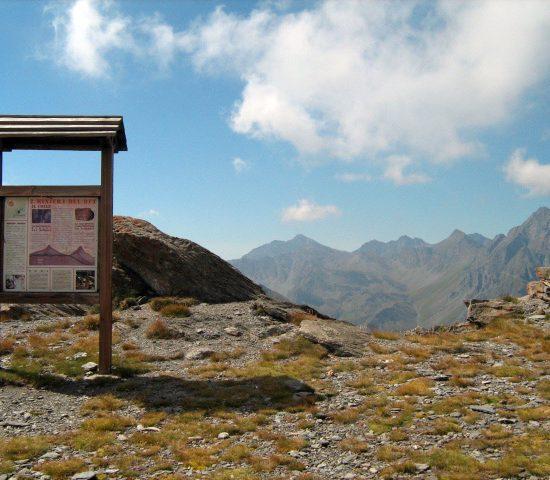 Colle Miniere del Beth - Val Troncea