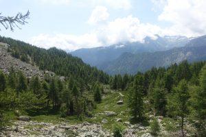 Lago Bianco Valle d'Aosta