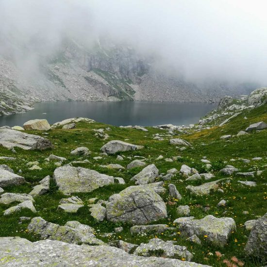 Gran Lago di Unghiasse