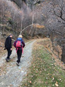 Il Sentiero dei Gufi a Venaus