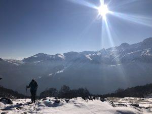 Ciaspole Alpe Attia Ala di Stura
