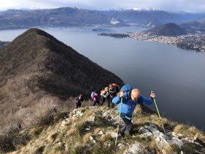 I Pizzoni di Laveno sul lago Maggiore