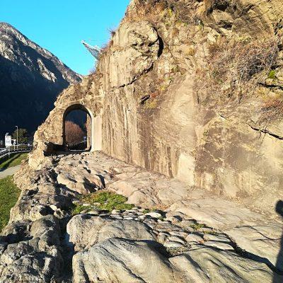 Trekking di Pasqua sul Cammino Balteo