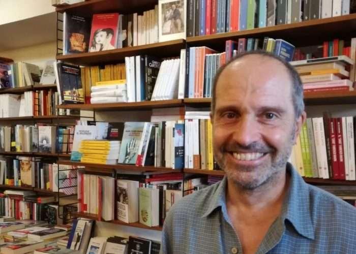 Maurizio della Libreria La Montagna