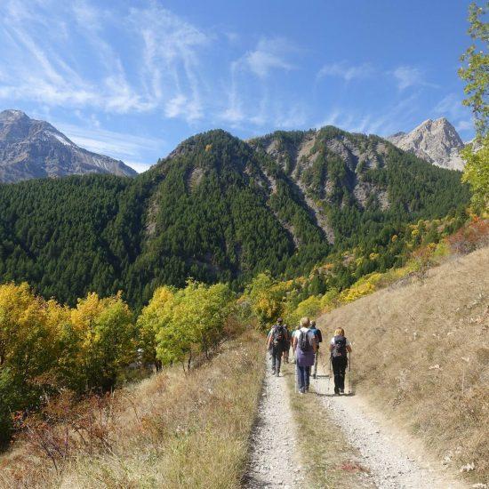 Il Sentiero delle Borgate in Valle di Susa