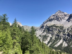 Lago Thures - Valle Stretta