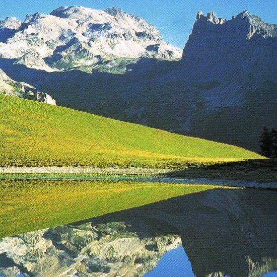 Lago di Thures - Valle stretta
