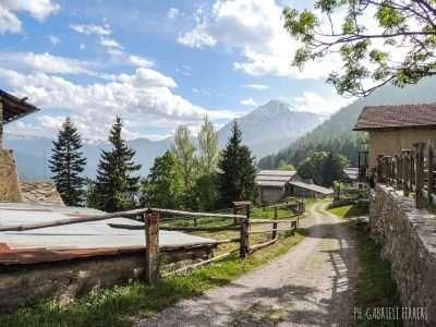 Sentiero delle Borgate in Valle di Susa