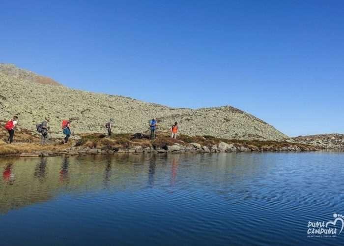 Laghi della Balma in Val Sangone
