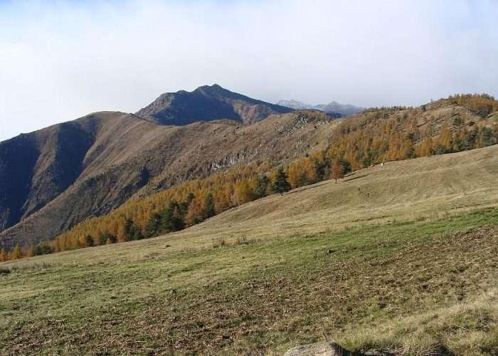 Escursione al Colle Lazzarà in Val Chisone - Torino