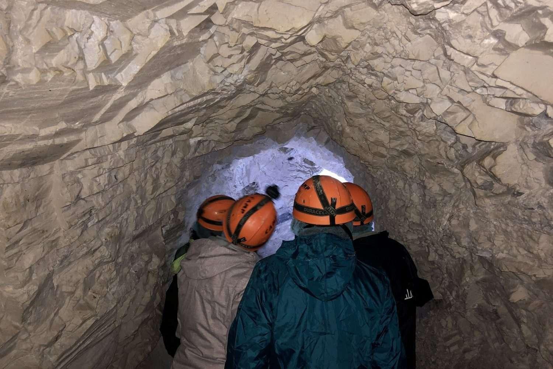 Avventura in miniera in Piemonte