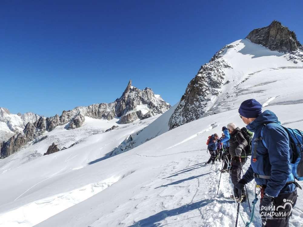 Escursioni su ghiacciaio
